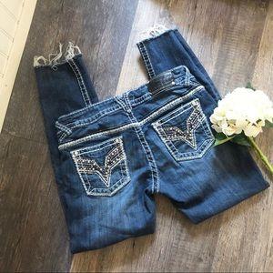 Vigoss | Chelsea Skinny Cropped Jeans